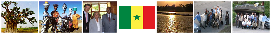 Senegal Bildleiste